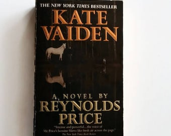Kate Vaiden by Reynolds Price    Paperback Fiction