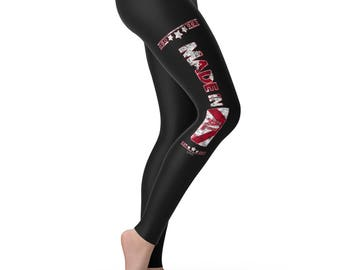 Made In AL Alabama Women's Leggings