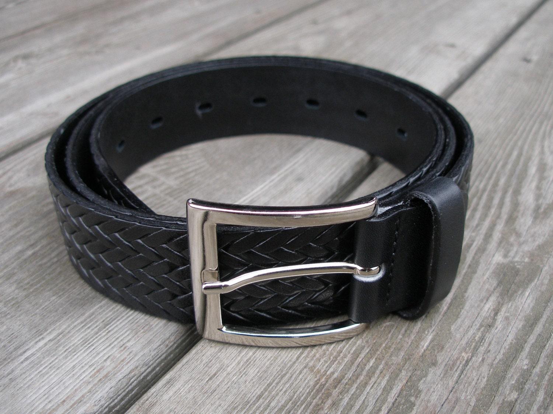 leather belt mens leather belt belts for thick belt black