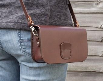 Leather Crossbody bag, Ladies Clutch Bag, Ladies Leather Purse, Ladies Leather Shoulder Bag, Leather Bags