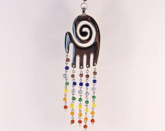 Delightful Hanging Healing Hand.