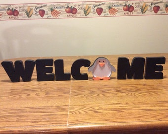Home Decor, Welcome, Holiday decorations, Home decorations