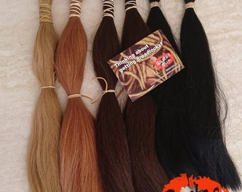 Human hair for dreadlocks -13-15 inches ( 50gr ) - NO REMY