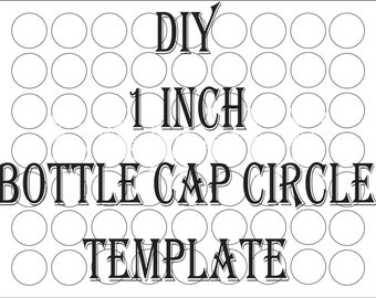 Svg blank cupcake topper template printable diy 2 12 svg blank bottle cap circle template printable 4 file diy 1 round create party pronofoot35fo Image collections