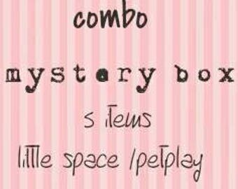 Combo Little Space / Pet Play Mystery Box