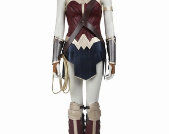 Dawn of Justice League Wonder Woman Cosplay Costumes