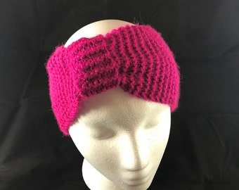 Knitted Ear Band