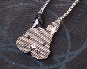 Rabbit necklace