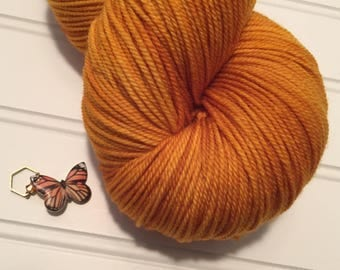 SALE!!!! Hand dyed yarn MCN 382 yards super soft