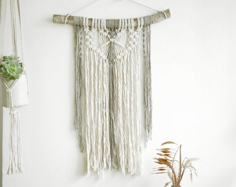 Wall tapestry, Macrame Wall Hanging, Modern Macrame, Dip Dye macrame, Wall Art, Boho Wall Hanging, Macrame Tapestry, boho art, boho decor