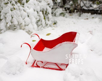 Sledge, Children sledges, Newborns sled props, New Year, Handmade wooden Snow Sled, Christmas sleigh, photo prop sled, winter home decor