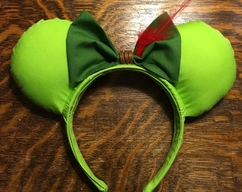 Traditional Peter Pan Ears
