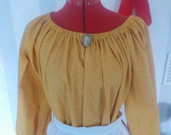 Pioneer,Civil war dress and Bonnet