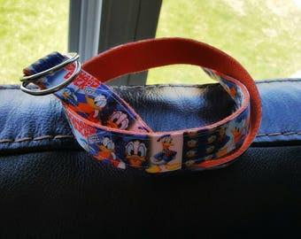 Handmade kids belt