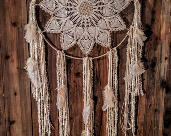 Tranquility - Large Dreamcatcher