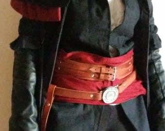 Victorian Style Women's Belts