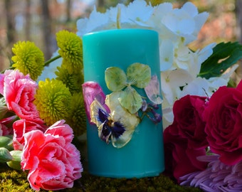 Ostara Candle~To Celebrate the Return of Spring