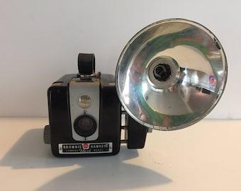 Kodak Brownie Hawkeye Model Camera