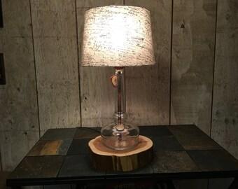 Willett 1.75 Liter Bourbon Bottle Lamp (Free shipping)