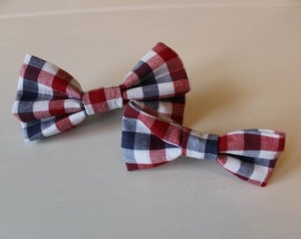 Paddington Dog Bow Tie