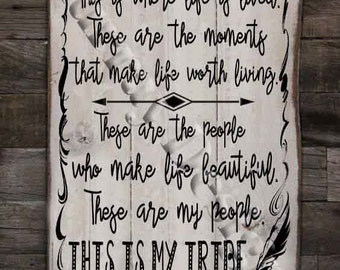 This Is My Tribe