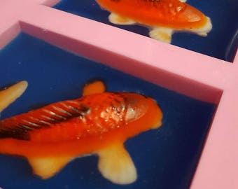 Koi Fish Soap