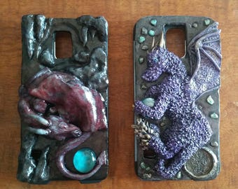 Dragon Phone cases (Samsung S5)