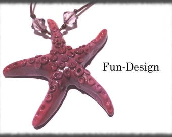 "Necklace ""Starfish"""