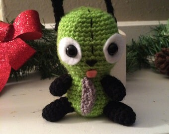 Invader Zim Gir Plush