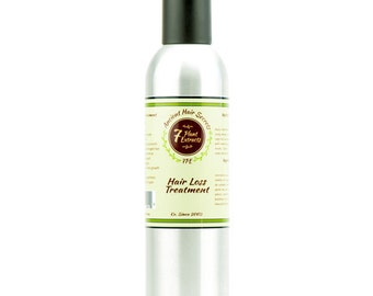 Hair Loss Treatment - Organic Hair Growth - Natural Hair Treatment - Natural Hair Oil - Hair Growth Products - Hair Growth Oil