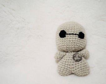 BAYMAX handmadeamigurumi crochet doll