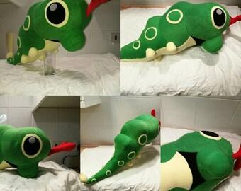 Pokemon plush Caterpie Large