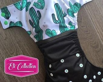 Pre-order cloth diaper - cloth diaper cactus