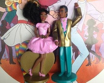 Barbie Cake Topper Etsy