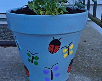 Customized Flower Pot