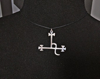 Sigil of Lilith Pendant Necklace