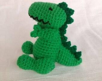 Dinosaur, Crochet Dinosaur, Dinosaur Stuffed Animal, Baby Dinosaur, Dinosaur Toy, Amigurumi Dinosaur, Dinosaur Plush, Amigurumi Animals