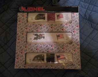 Lionel  0-027 OLD GLORY SERIES 6-19599