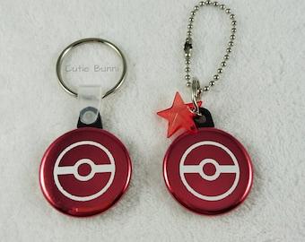 PokeBall Keychains