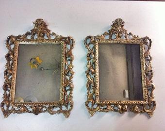 Specchi vintage etsy it - Specchi pubblicitari vintage ...