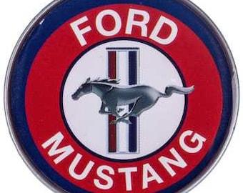 Ford Mustang Zinc Alloy Knob For Doors Cabinet Doors Dresser Doors Cabin Cabinets