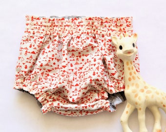 Bloomer-baby pants-100% cotton-3-6 MOS