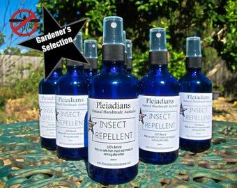 Insect Repellent/Natural Insect Repellent/Native Australia/Essential Oil Insect Repellent/Mosqutio/Flies/Gradener