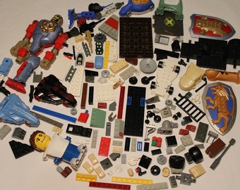 Lego Bricks ~ Parts ~ Pieces ~ Over 1 Pound