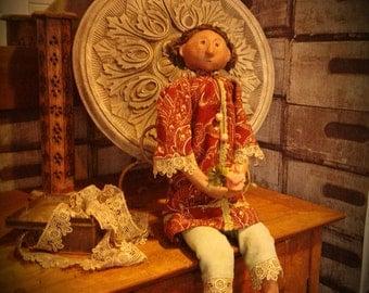 Handmade ooak Doll Amelia
