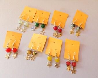 just for you earrings gemstone jewellery