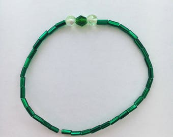 Green mermaid bracelet