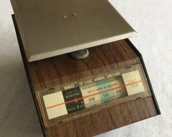 Park Sherman Vintage 16 Ounce Mail Scale