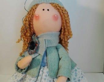 Baloon doll