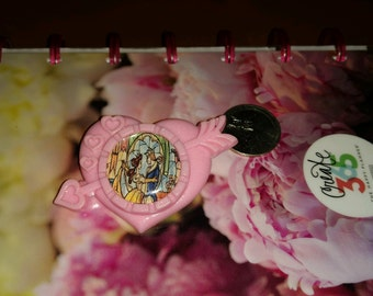 Valentine Beauty and the Beast Brooch
